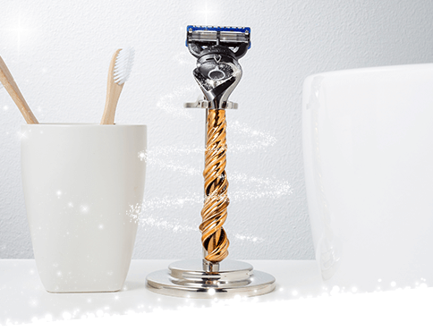 Razor Maker™ Winter Collection. Razor Maker™ Powered by Gillette. Sign up to be the first to hear about this exclusive range.