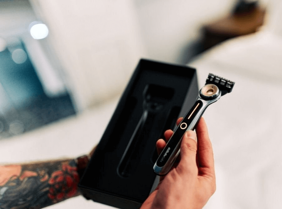 Celebrating the GilletteLabs Heated Razor
