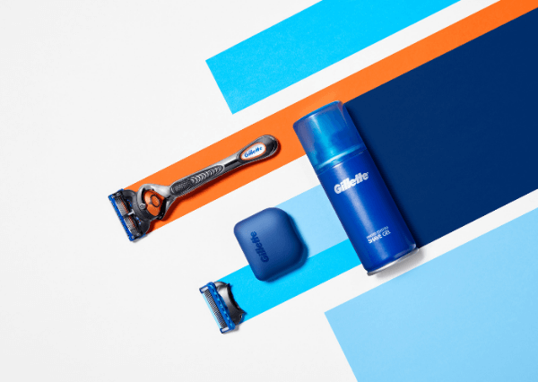 Split the cost of your Gillette product