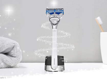 Find the perfect grooming gift set for him.