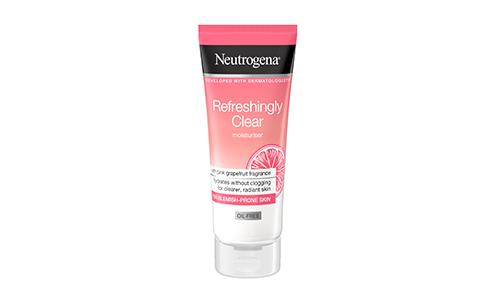 Neutrogena® Refreshingly Clear Oil-Free Moisturiser 50ml