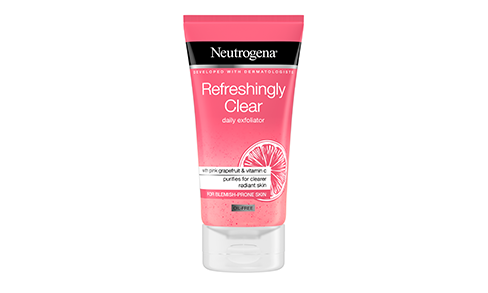 Refreshingly Clear Daily Exfoliator 150ml