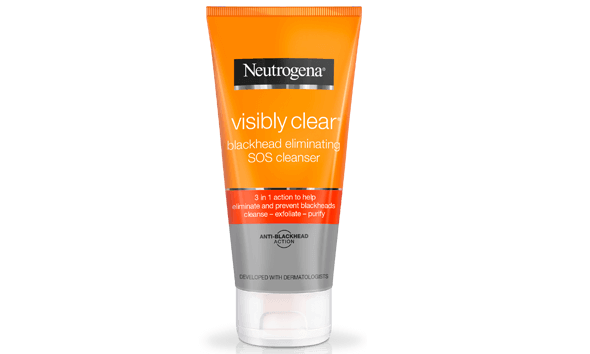 Visibly Clear Blackhead Eliminating SOS Cleanser