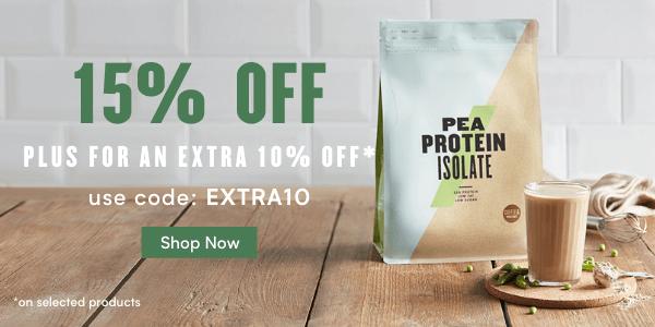 15% Off Plus Extra 10% | MYVEGAN