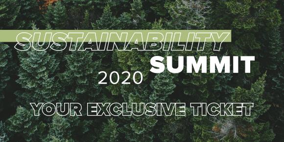 Sustainability Summit Ticket