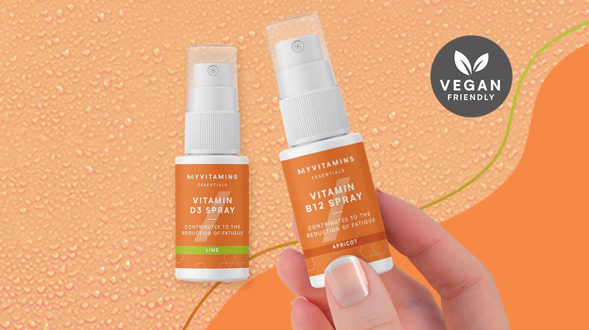 Vitamin Sprays