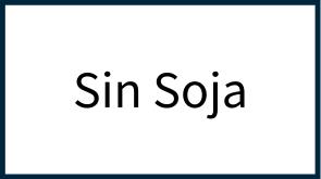 Sin Soja