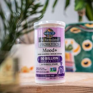 Microbiomes. Notre gamme de Microbiomes contient des vitamines et enzymes qui favorisent une digestion saine.