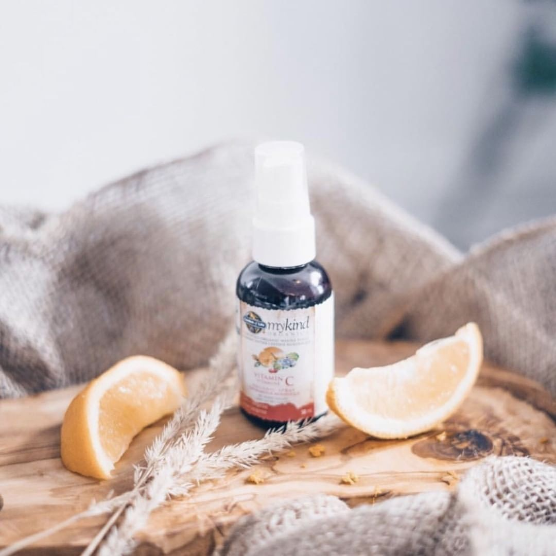 mykind Organics Vitamin C Spray