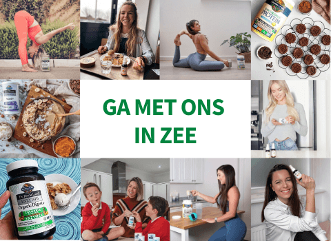 Ga met Garden of Life in zee