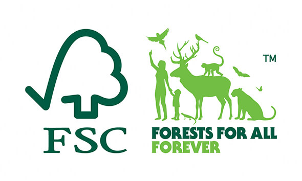 FSC - Forests for all forever(萬物永享翠綠森林)