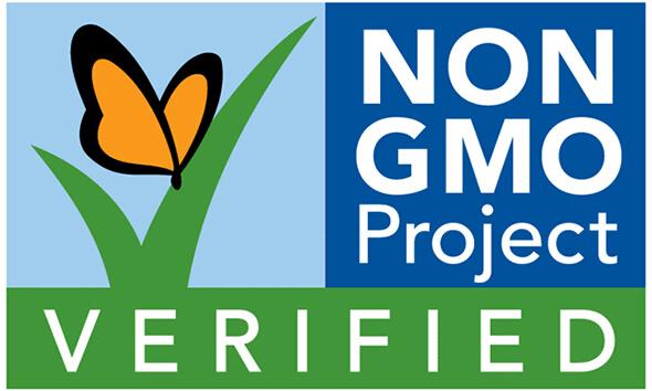 NON-GMO Verified(非基因改造生物認證)