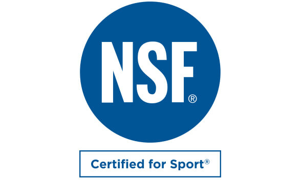 NSF Certified for Sport(美國國家衛生基金會運動認證)