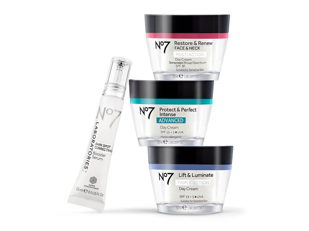 New In Skincare
