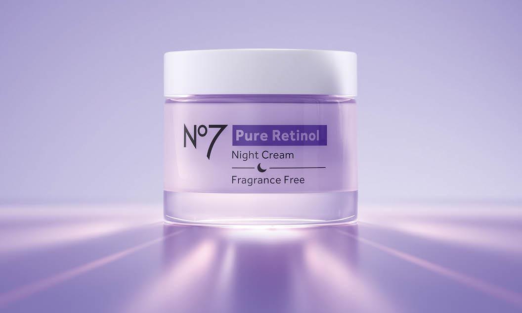Pure Retinol Night Cream