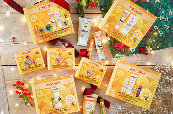 burt's bees gift sets, shop in the gifting hub