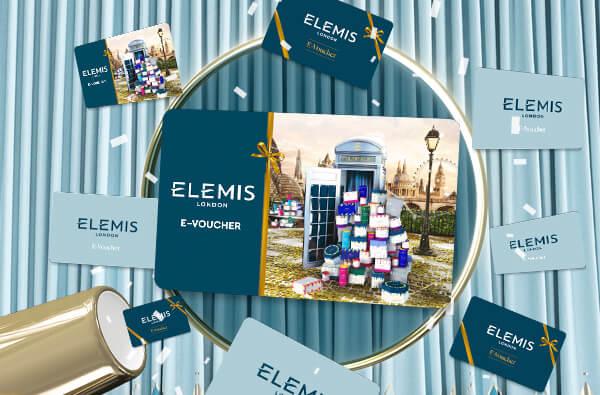 Tarjetas regalo Elemis