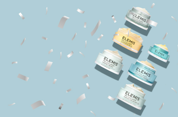 Share your love for ELEMIS!<br> We are celebrating International Friendship Day by giving out extra credits (S$30) to you and your friend!