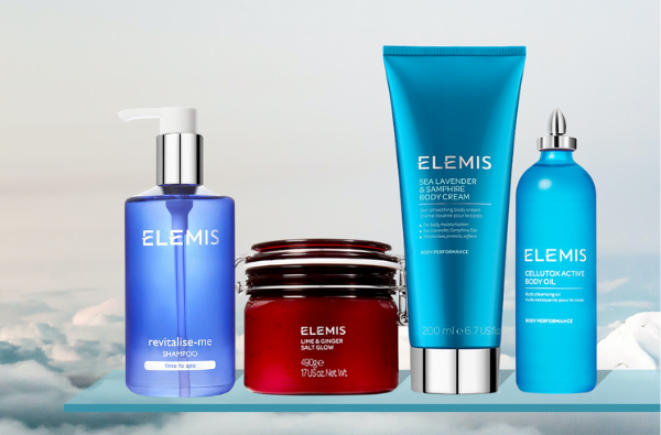 25% off selected body care favourites