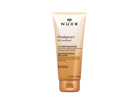 Body lotions. NUXE body moisturizers hydrate, sooth and help repair all skin types for silky soft skin. Envelop yourself in a subtle, delicate and irresistible fragrance.