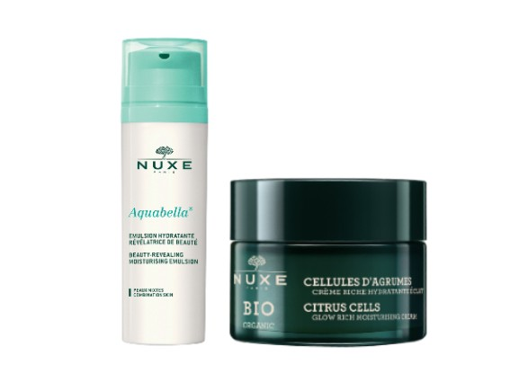 Moisturizers. Follow your all-imporant serum step with your favourite NUXE Moisturizer. Each NUXE moisturizer is specifically created for targeted skin needs and skin types. All NUXE moisturizers are certified non-comedogenic.