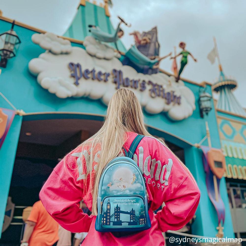 Loungefly Mini Backpacks