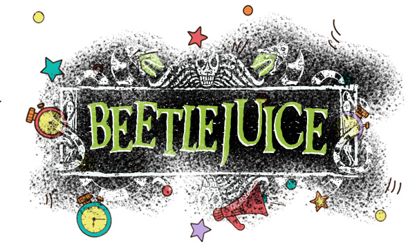 The BeetleJuice collection coming soon, click to find out more