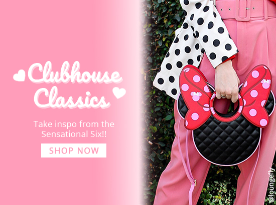 Clubhouse Classics - Take inspo from the Sensational Six
