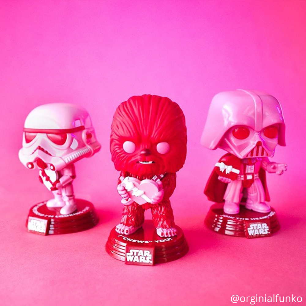 Star Wars Funko Pops! on VeryNeko