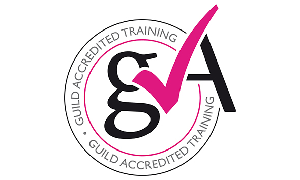 Guild Accredited Training Logo