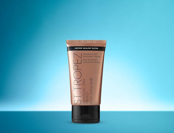 St.Tropez Gradual Tan Tinted Face Moisturizer product