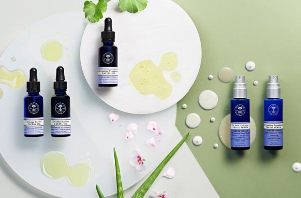 Facial Serums & Oils