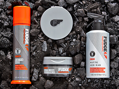 Fudge Professionals styling products