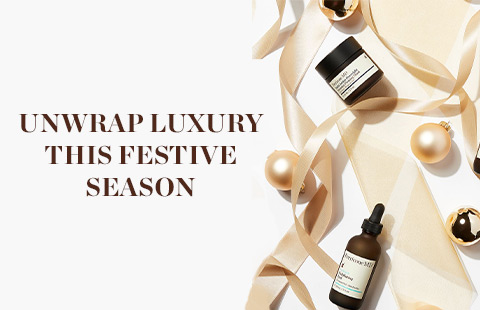 Unwrap luxury this festive season