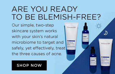 Are you ready to be blemish free?