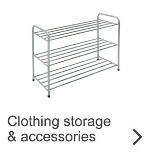 Clothing Storage and accessories