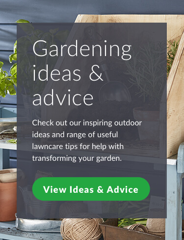 Gardening ideas and advice. Check out our inspiring outdoor ideas and range of useful lawncare tips for help with transforming your garden. View ideas and advice