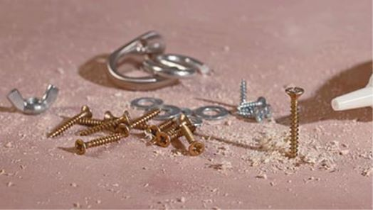 Screws, Fixings & Adhesives