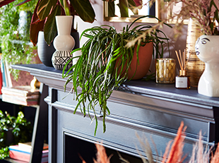 How to upcycle your mantel piece