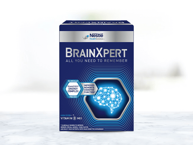 Nestle BrainXpert Memory and Cognitive Support