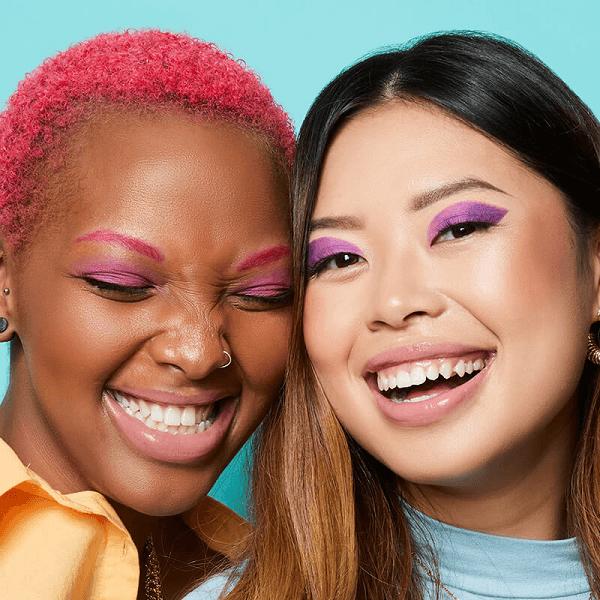 Makeup Revolution models
