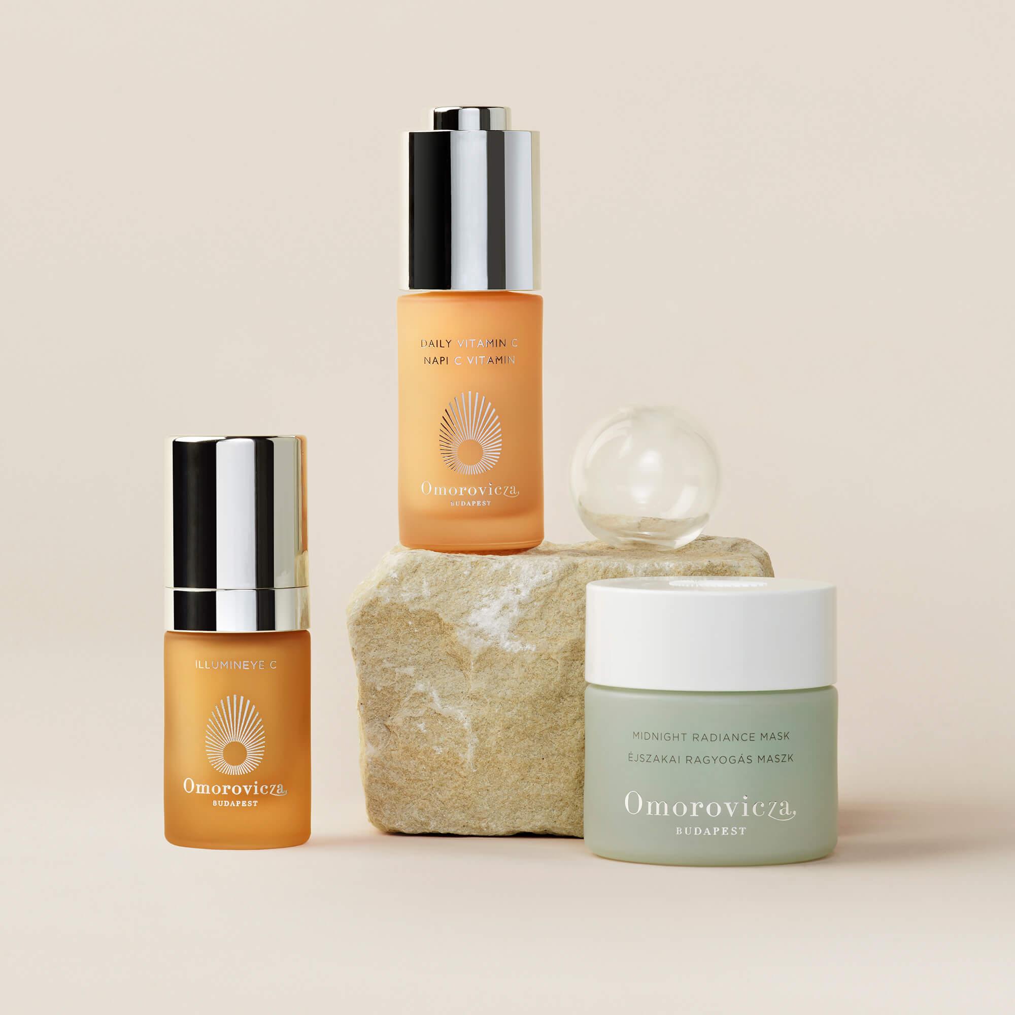 Healing Ritual For even skin
