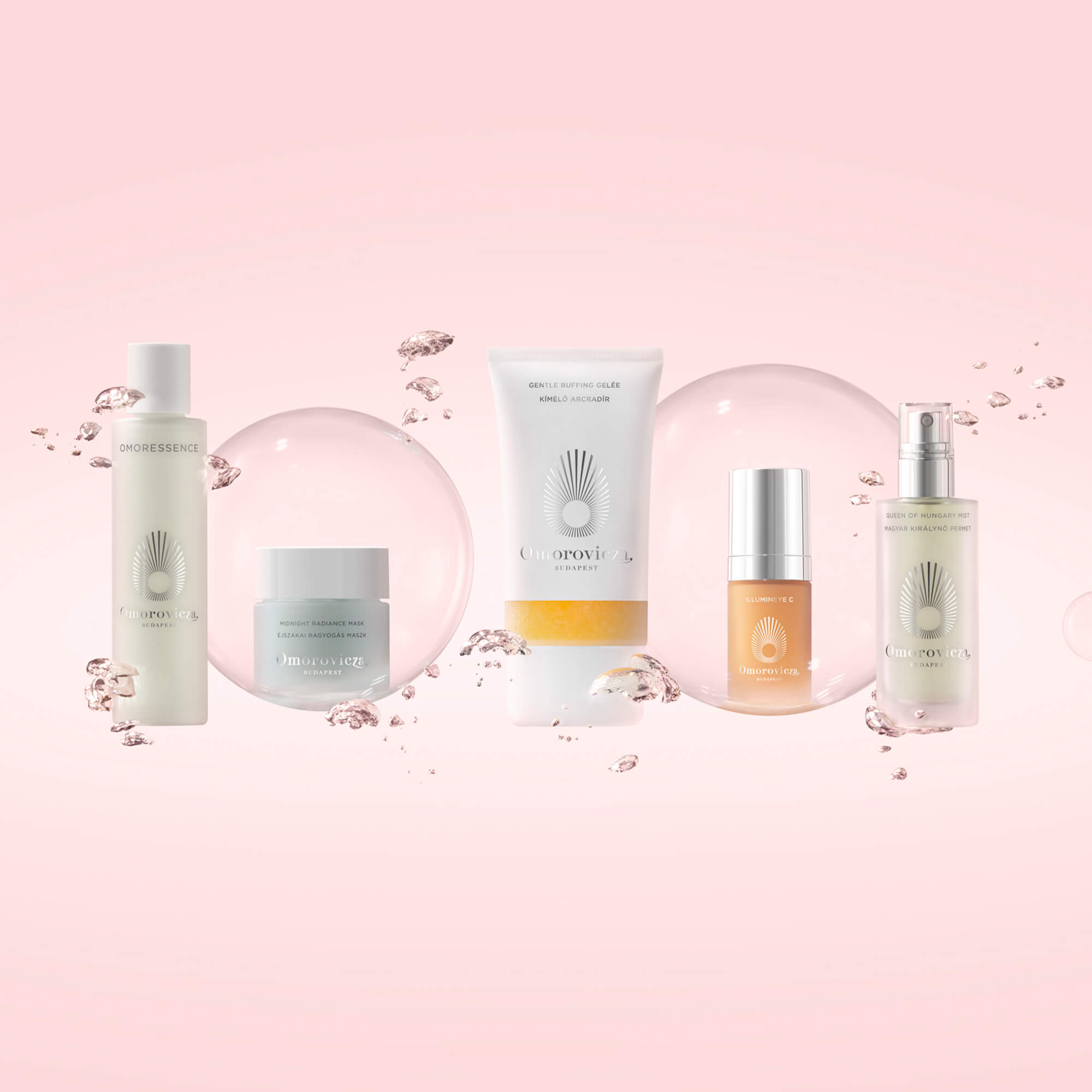 Omorovicza Hydro-Mineral Collection