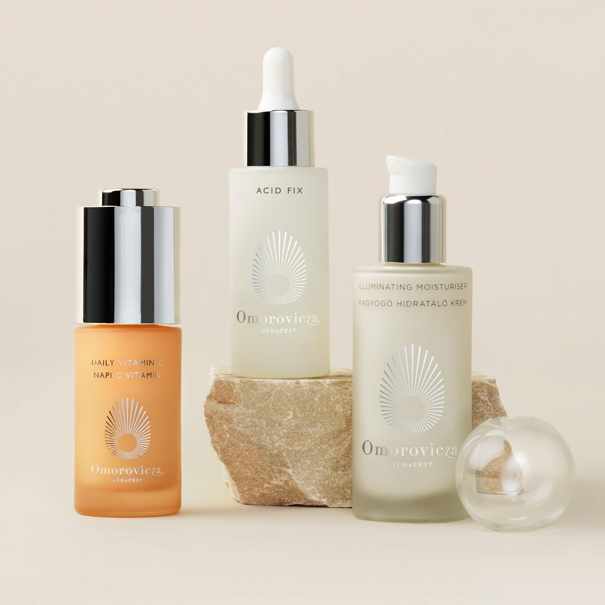 Healing Ritual: For your most radiant skin yet