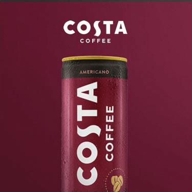 Costa Coffee Americano Can