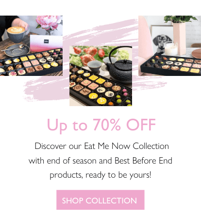 Up to 70% off, Discover our Eat me now collection with end of season and best before end products, ready to be yours! Shop collection