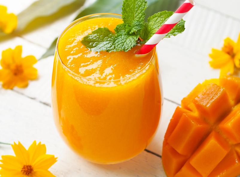 Mango Chilli Smoothie Recipe