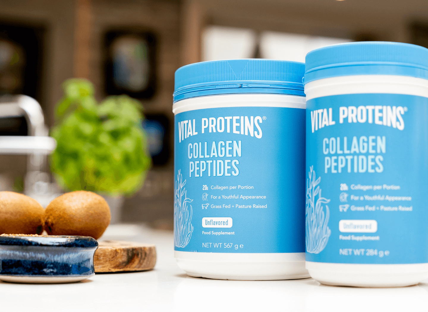 Dominic's favourite product, Collagen Peptides.