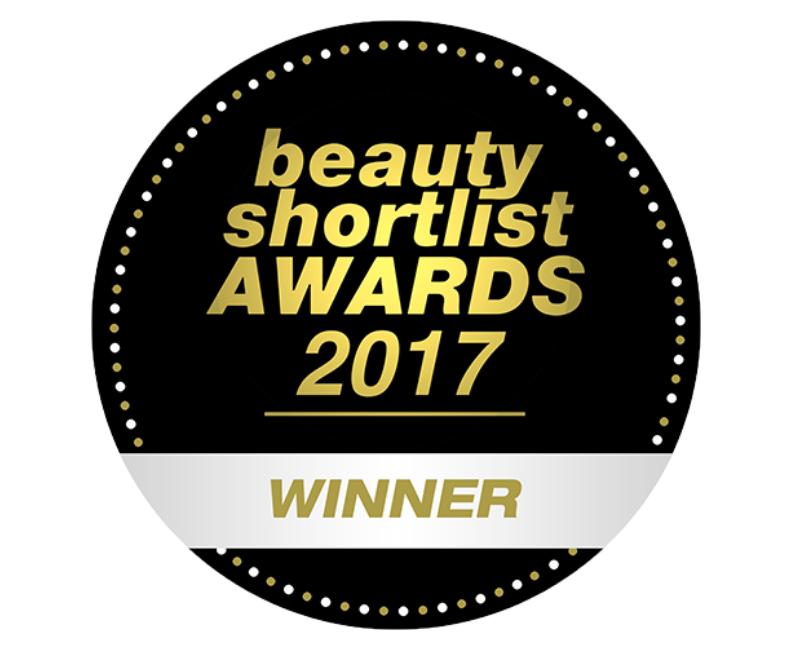 beauty shortlist 2017 winner roundel