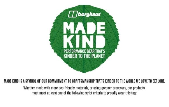 Made Kind, performance gear that's kinder to the planet